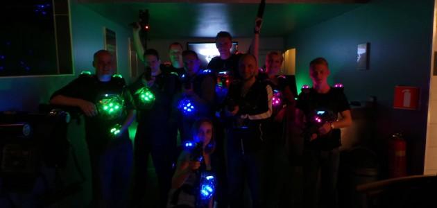 lasergame groep