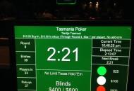 poker blinds klok