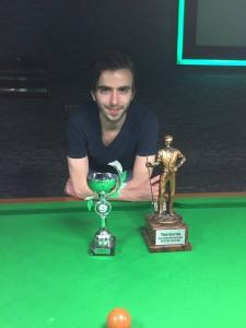 snooker kampioen 2016